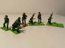 Britains Deetail 1/32 German soldiers 7x
