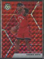 2019-20 MOSAIC RED TERENCE DAVIS RC