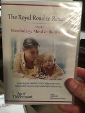 The Royal Road To Reading Part 1 Vocabulary Dvd Age Of Montessori