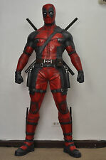 FINET DEADPOOL LIFE SIZE 1/1 SCALE CUSTOM STATUE HOT KIT RESIN TOY SIDESHOW XM