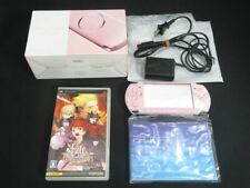 BOXED SONY PSP 3000 ZP LImited Blossom Pink Hand held Console + game Free Ship 3