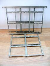 Unbranded Multiple 4x5 film hanger on 8x10 frame. Lot of 3 hangers.
