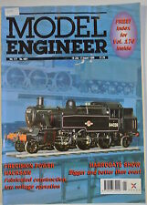 The Model Engineer Magazine. Vol. 177. No. 4021. 19 July - 2 August, 1996.