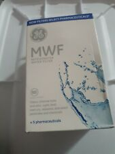 BRAND NEW Factory Sealed Genuine OEM GE MWF Refrigerator Water Filter