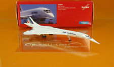 Herpa Wings 532839 Air France Concorde nose down position Scale 1 500