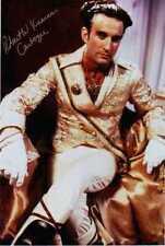 BABYLON 5 EMPEROR CARTAGIA ROBERT KRIMMER hand signed autographed