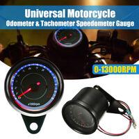 UNIVERSALE DIGITALE CONTAGIRI TACHIMETRO CONTACHILOMETRI 13000 RPM PER MOTO ATV