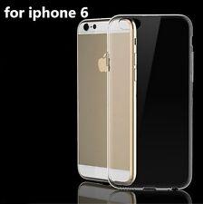 Custodia BACK cover CLEAR per Apple iPhone 6 4.7 TRASPARENTE CRYSTAL Rigida Hard