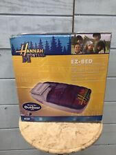Hannah Montana Camping EZ-Bed 5 Piece Airbed System with Comfort Zip