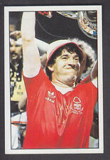 Panini - Football 86 - # 267 Nottingham Forest 1979 European Cup Final