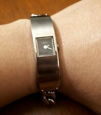 Guess Vintage Rare Stainless Steel  Womens  Watch