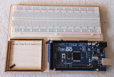 Base Plate with Breadboard for Arduino UNO Due Mega2560 Atmega2560 MegaADK