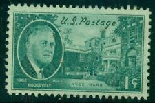 #930 1¢ F.D.R. ROOSEVELT STAMPS LOT OF 400, MINT - SPICE UP YOUR MAILINGS!