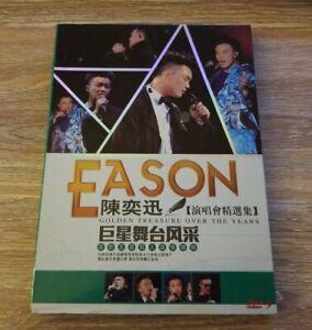 Eason Chan Music DVD: Golden Treasure Over The Years