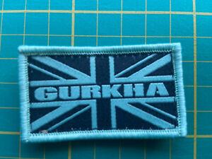 GURKHA SOFT patch 35mm x 60mm
