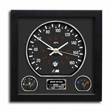 Speedometer Art Print Wall Clock BMW M3 E46