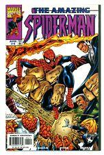 AMAZING SPIDER-MAN Vol.2 #4(4/99)FANTASTIC FOUR/FRIGHTFUL FOUR(BYRNE)9.6/CGC IT1
