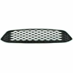 Front Grille S/SE Standard Models Black Honeycomb fits 2015 2018 Ford Focus