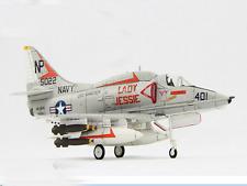 SkyFlight LX RC Jet 1.3M/50.6in A4 Skyhawk KIT Plane Model EPO 70mm EDF Retract