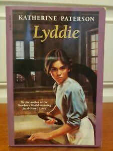 Lyddie by Katherine Paterson (1991, Paperback)