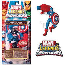 Marvel Legends Showdown Battle Pack Series 2 Captain America Figure - Toy Biz