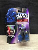 Star Wars Shadows of The Empire Prince Xizor Action Figure Kenner 1996