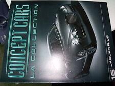 µµ Fascicule seul Altaya Concept Cars n°16 Jaguar R-D6