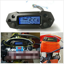 New motorcycle speedometer digital odemeter electric injection carburetor meter