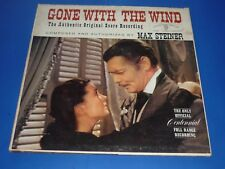 """GONE WITH THE WIND"" - ORIGINAL MOTION PICTURE SOUNDTRACK - RECORD ALBUM LP"