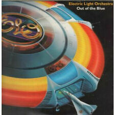 Electric Light Orchestra 1977 Release Year 33 RPM Speed Vinyl Records