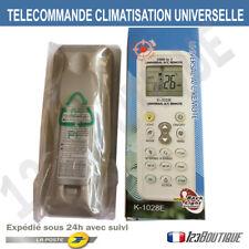 TELECOMMANDE CLIMATISATION CLIMATISATEUR UNIVERSELLE Daikin Samsung Toshiba ....