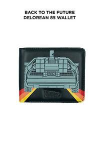 Back To The Future DeLorean 85 Wallet