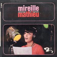 MIREILLE MATHIEU Nous On S'Aimera, Pour Un Coeur Sans. FR Press Barclay 71163 EP
