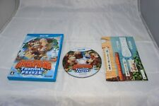 Donkey Kong Tropical Freeze Wii U Japan Import North American Seller CIB
