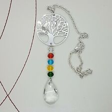Tree of Life Suncatcher Handmade Choose your Colour Beads Sun Catcher
