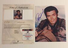 Clint Eastwood Autographed Signed 8x10 Photo Global Authentics COA