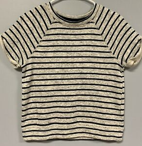 Abercrombie and Fitch Women's XS Striped T-Shirt
