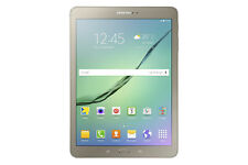 Samsung Galaxy Tab S2 SM-T810 32GB, Wi-Fi, 9.7in - Gold BURNT IMAGE