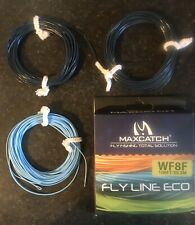 Maxcatch Shooting head Line Floating And Sinking 30FT Fly Fishing Lines 7wt