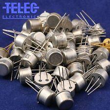 1 PC. MM4001 PNP Silicium Low Power LF Transistor CS = TO5