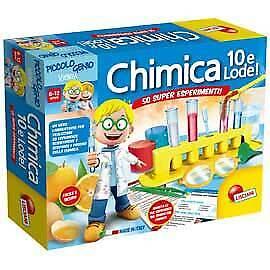 LISCIANI 51748 PICCOLO GENIO CHIMICA 10 E LODE