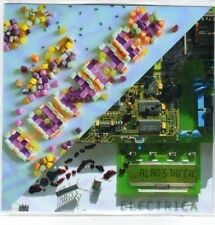 (CC844) Electrica / Funner, split single - 2011 DJ CD
