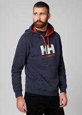 Helly Hansen HH Logo hoodie Graphite Blue M