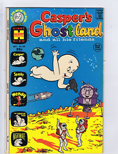 Casper's Ghostland #68 Harvey Pub 1972