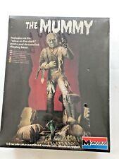 VINTAGE SEALED RARE MONOGRAM 1983 1/8 SCALE THE MUMMY MODEL KIT