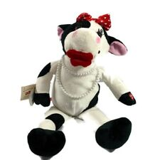 "PBC Musical Cow 19"" Bessy Mae Plays Besame Mucho by Consuelo Velazquez"