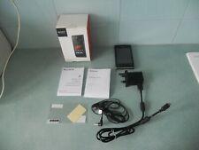 SONY XPERIA C1505 Negro Teléfono Móvil + E Accesorios En Caja-Funcionando (Naranja)