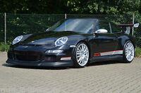 Seitenschweller Sideskirts ABS für Porsche 911 997 4S + Turbo ab Bj.: 2006-2008