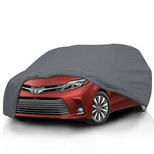 [PSD]Supreme Ultimate Waterproof Car Cover for Toyota Sienna Minivan 1998-2021
