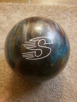 Storm S Swirl Bowling Ball 15.25 pounds B006